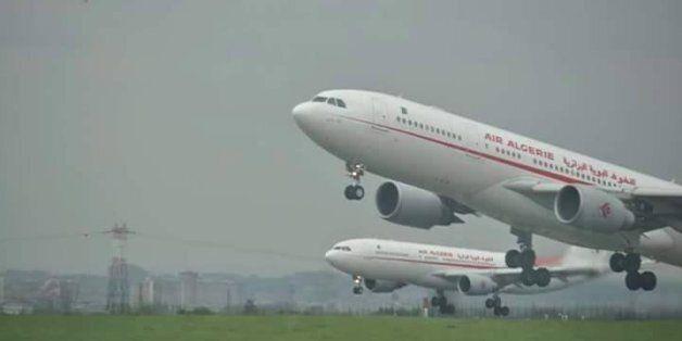 Deux avions d'Air Algérie à l'aéroport Paris