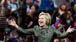 Trump et Clinton, candidats gagnants mais