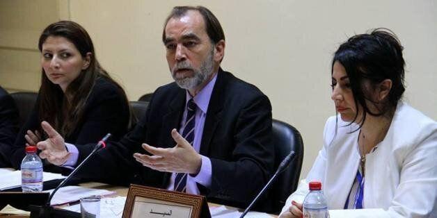 Saïd Aïdi, ministre de la