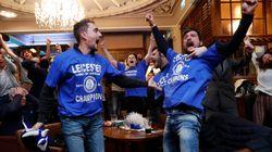 Leicester, champion surprise du championnat d'Angleterre de
