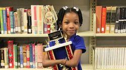 Cette élève de CP née sans mains remporte un concours