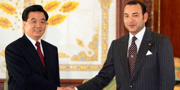 Mohammed VI en visite en Chine pour booster les relations