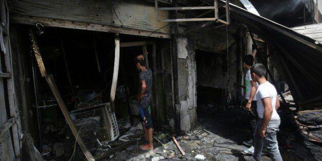 Irak: Bagdad frappée par trois attentats de l'EI, au moins 94