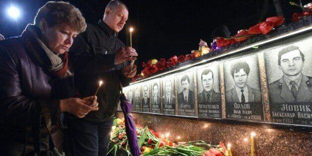 L'Ukraine marque le 30e anniversaire de la catastrophe de