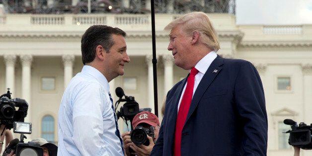 Ted Cruz abandonne la course et libère la voie à Donald
