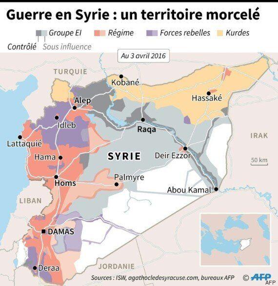 La Syrie replonge dans la guerre après 8 semaines de