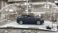 Tesla assure que le filtre anti-armes biologiques des Model X fonctionne
