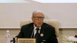 Béji Caid Essebsi favorable à une intervention militaire en Libye sous certaines