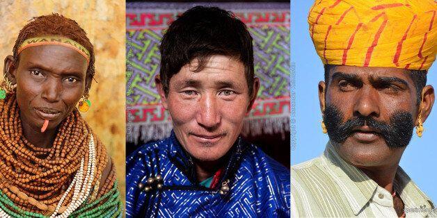 Ce photographe tire le portrait de personnes du monde entier