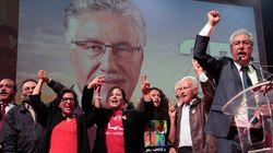 Le Front Populaire accuse Ennahdha et Nida Tounes d'enterrer l'enquête du meurtre de Chokri