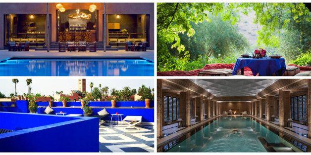 Les meilleurs nouveaux hôtels de luxe à Marrakech selon Condé Nast
