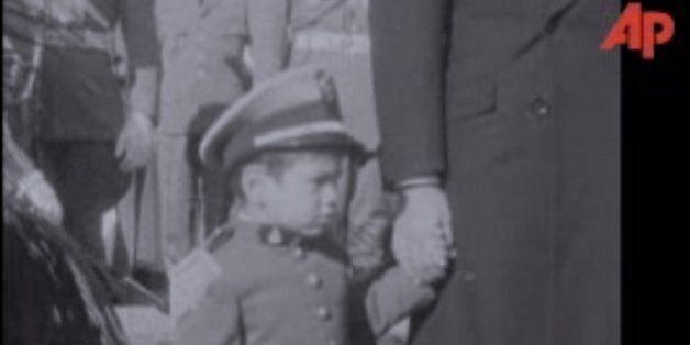 Une vidéo rare de Mohammed VI âgé de 3