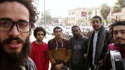 Quatre jeunes Egyptiens arrêtés pour une vidéo raillant le