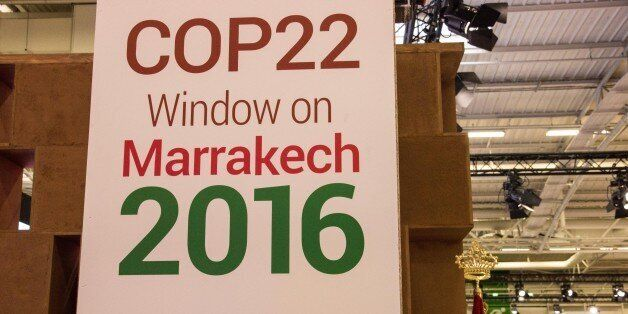 COP22 in Marrakech, Morocco,