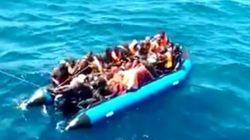 Les sauvetages maritimes espagnols récupèrent en pleine mer 40 migrants partis du Maroc
