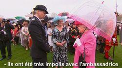 Elizabeth II n'aime pas les gens