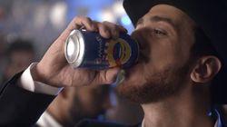 La nouvelle pub de Pepsi avec Saad