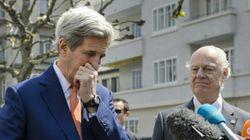 Kerry: la situation en Syrie
