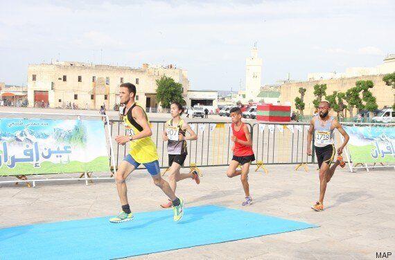 4.000 personnes participent à une course à pied en marge du Festival de