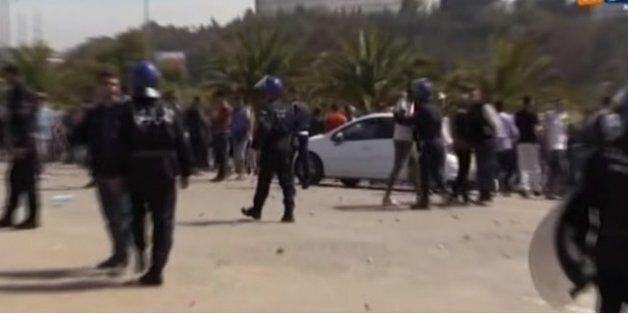 Coupe d'Algérie: affrontements lors de la vente de billets au stade du