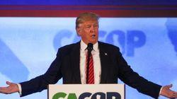 Donald Trump veut mettre son rival Ted Cruz K.O. aux primaires