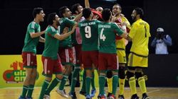 Futsal: Le Maroc sacré champion