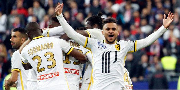 Football soccer - Paris St Germain v Lille - French League Cup final - Stade de France stadium, Saint-Denis,...