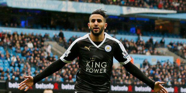 Football - Manchester City v Leicester City - Barclays Premier League - Etihad Stadium - 6/2/16Leicester...