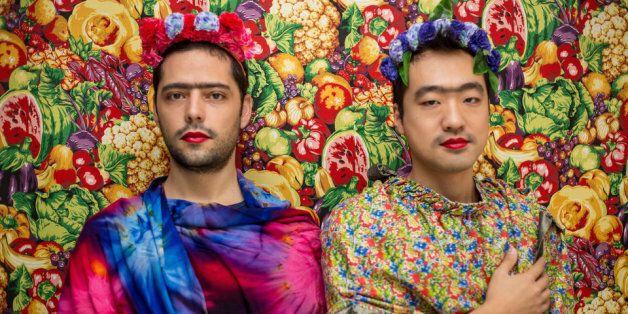 Un projet ambitieux transforme femmes, hommes et enfants en Frida Kahlo pendant 15