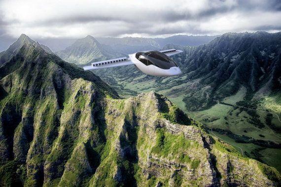 Lilium, le jet privé à décollage vertical, est prévu pour 2018