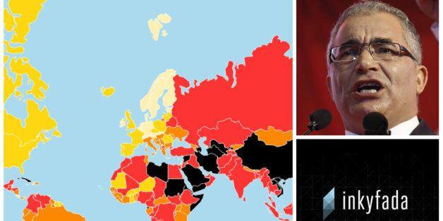 En Tunisie, le rapport de Reporters sans frontières rend hommage au média électronique