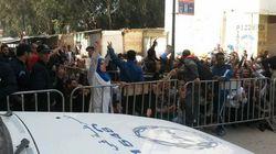 Les forces de sécurité mettent fin au sit-in des enseignants