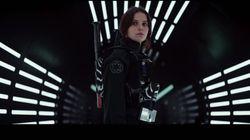 La bande annonce de Star Wars : Rogue One