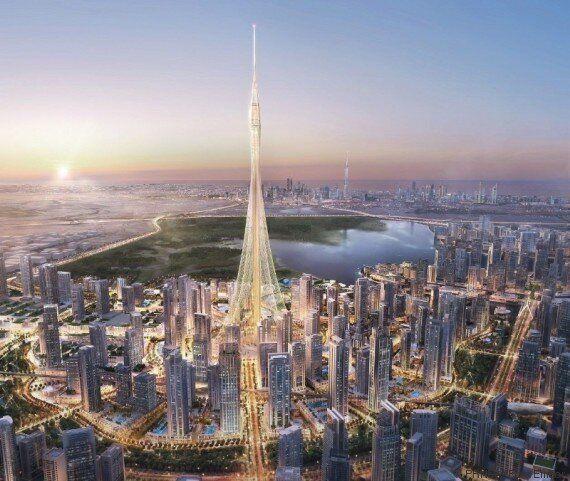 Dubaï va (encore) construire la tour la plus haute du monde