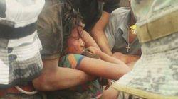 Une fillette et sa mère retrouvées indemnes dans les décombres après le séisme en