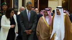 Obama en Arabie: priorité à la lutte contre