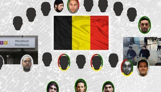 Le puzzle des attentats de Paris et Bruxelles avance