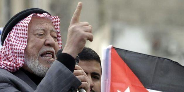 Hamza Mansur, l'un des chefs des Frères Musulmans, le 28 novembre
