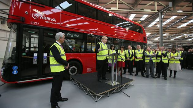 Company Behind Iconic Double Decker Bus Set To Go Into Administration