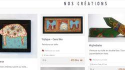 Tashky, le site qui veut démocratiser l'art au