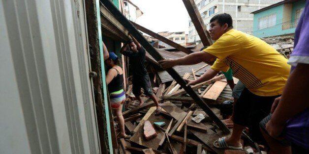 Le bilan du séisme en Equateur a été brutalement révisé à la hausse à 233