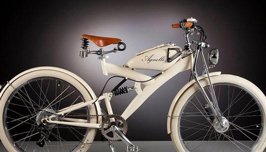 De magnifiques vélos électriques façon