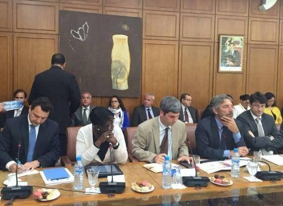 Le comité de pilotage de la COP22 présente sa feuille de