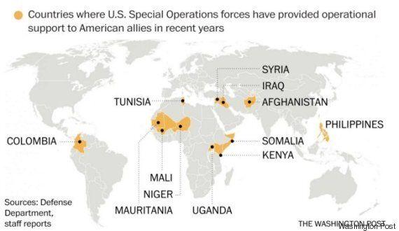 Des troupes américaines ont aidé la Tunisie à abattre Lokman Abou Sakhr selon le Washington