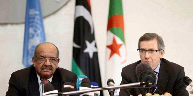 Special Representative of the Secretary-General for Libya and Head of United Nations Support Mission...