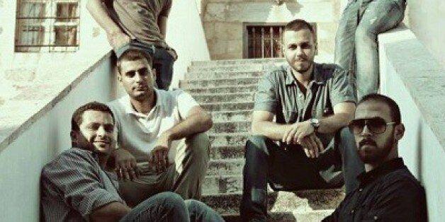 Watar Band le groupe de musique Gazaoui chante