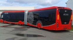 Alsa décroche le marché des bus électriques à