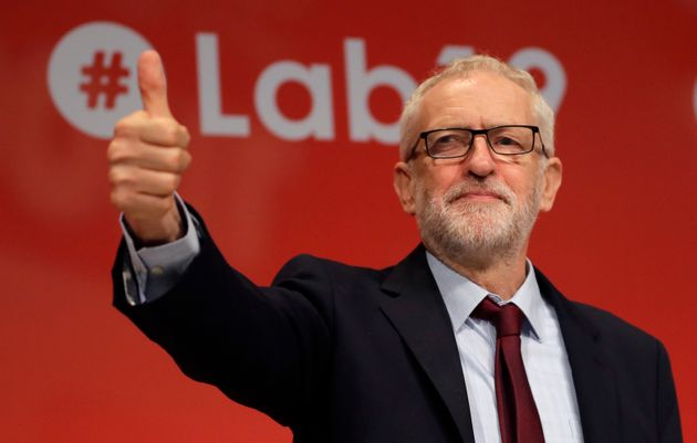 Jeremy Corbyn Confirms Labour Will Not Back An Election Until Brexit Is Delayed