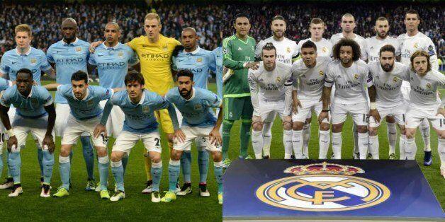 Demi-finales de la Ligue des champions : Manchester City-Real Madrid et Atletico Madrid-Bayern