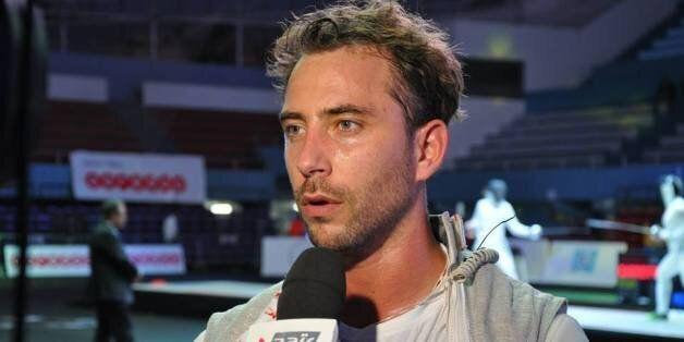 Escrime: le fleurettiste Victor Sintès qualifié pour les JO de Rio sous les couleurs de